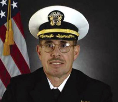 Navy captain relieved of duty