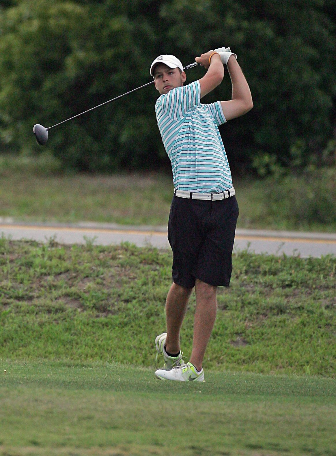 Swan edges Laydon in playoff to win City Am