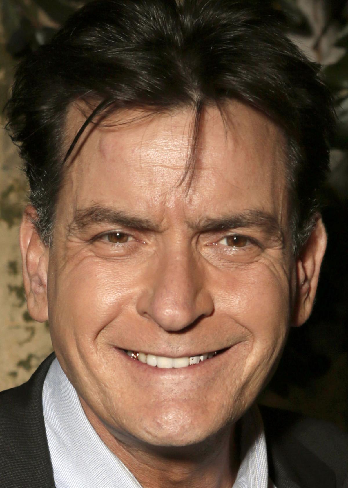 Sitcom, happier Sheen on a roll