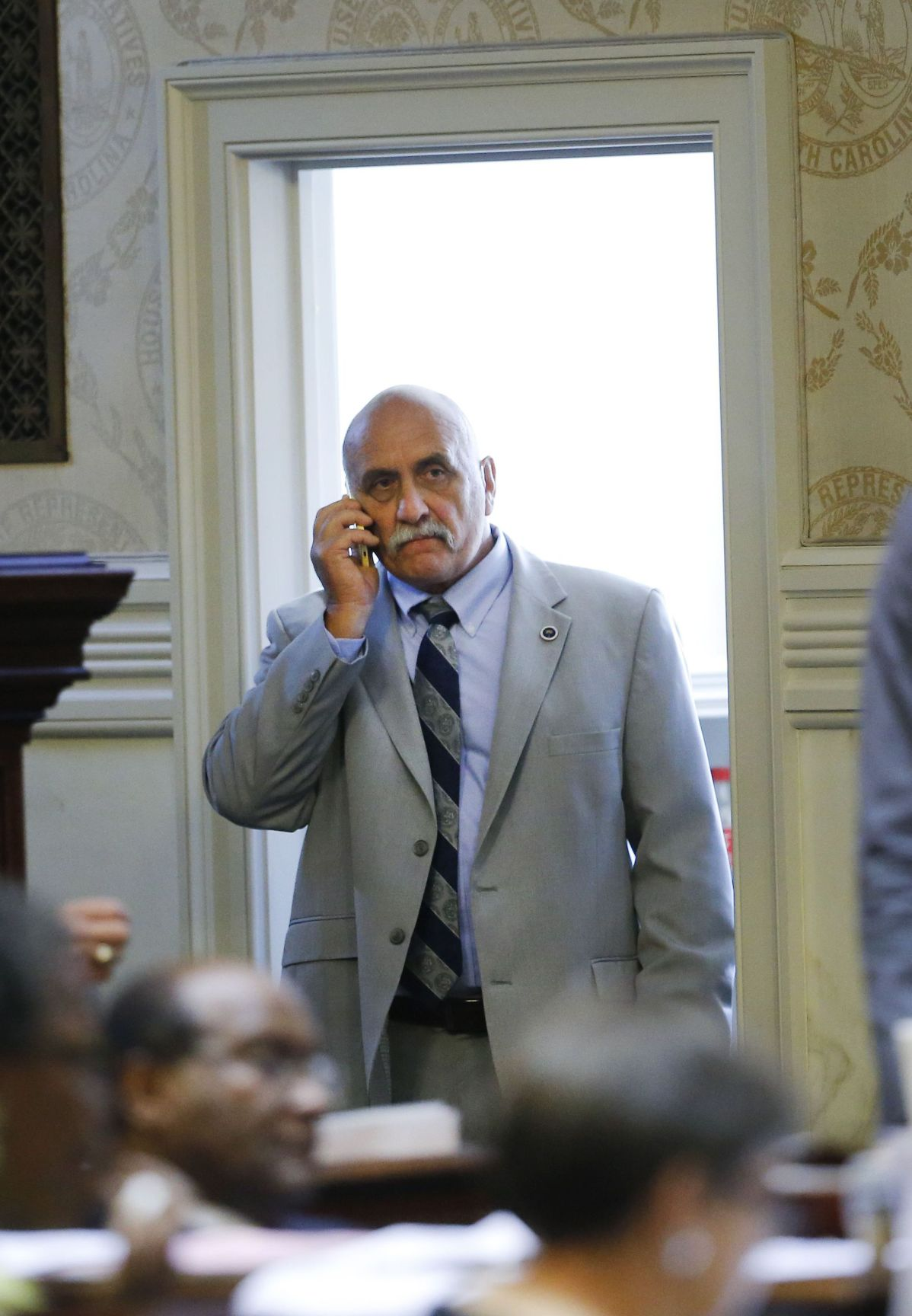 Lawmaker: Journalists should have to register Pitts is face of effort to keep flag at Statehouse Capitol Gains: S.C. lawmakers profit from government connections