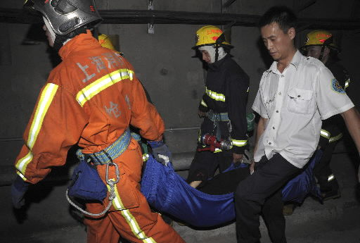 Shanghai subway crash revives safety concerns