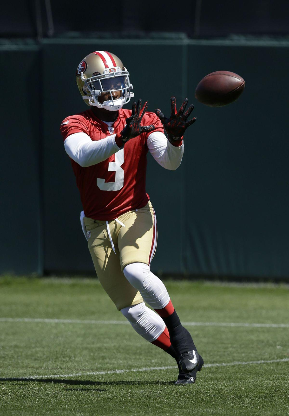 Former Gamecocks WR Bruce Ellington dazzles for 49ers in NFL preseason debut