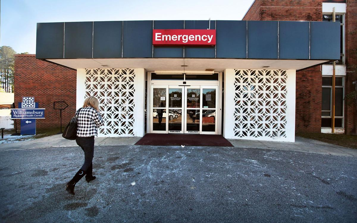 Rural hospitals, struggle to stay open, adapt to changes (copy)