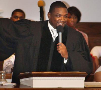 Pastor Eugene Hamilton