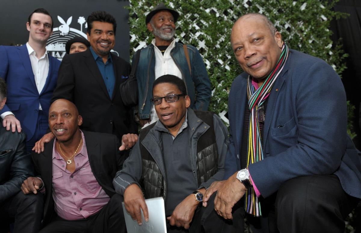 Hefner's jazz, civil rights history highlighted