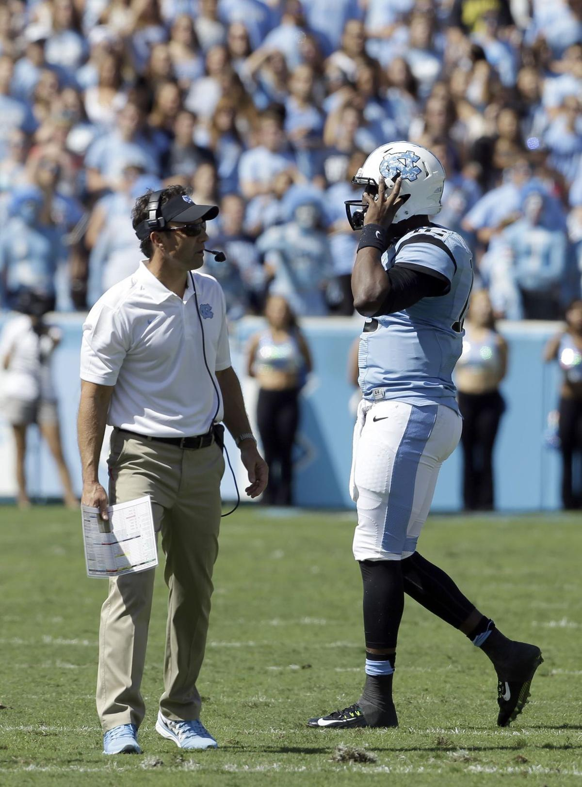 USC opponent preview: Tar Heels' QB Williams presents formidable opening-night foe