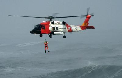 Provision rescues local Coast Guard helicopter station