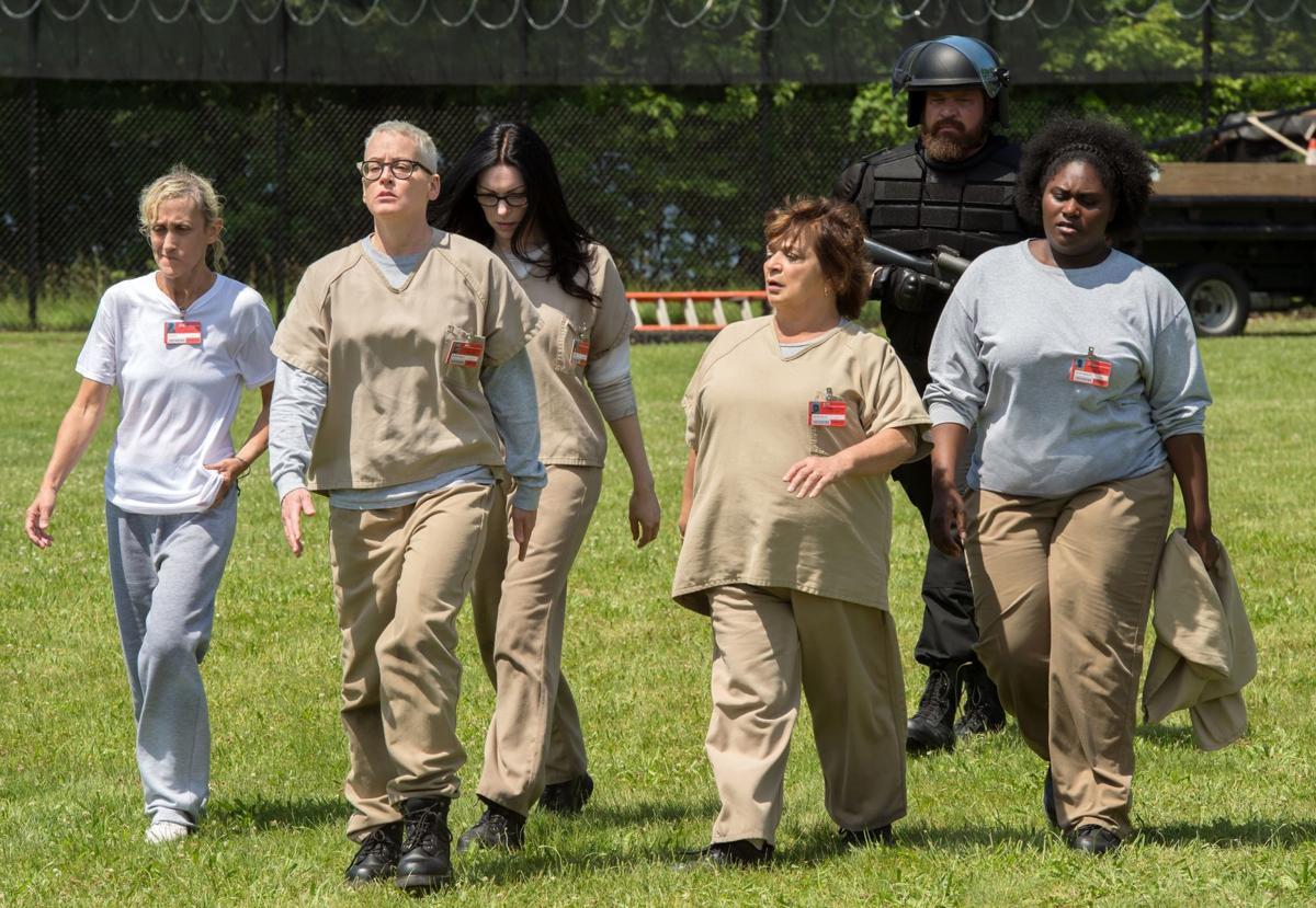 Veterans' groups disturbed by 'Orange is the New Black'