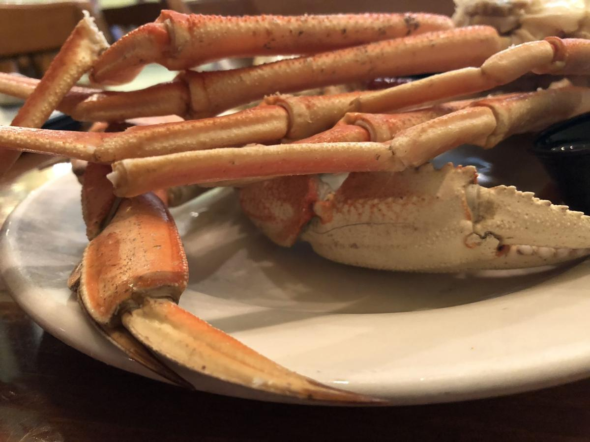 Outstanding Theyre The Attraction How Crab Legs Have A Serious Hold Beutiful Home Inspiration Xortanetmahrainfo