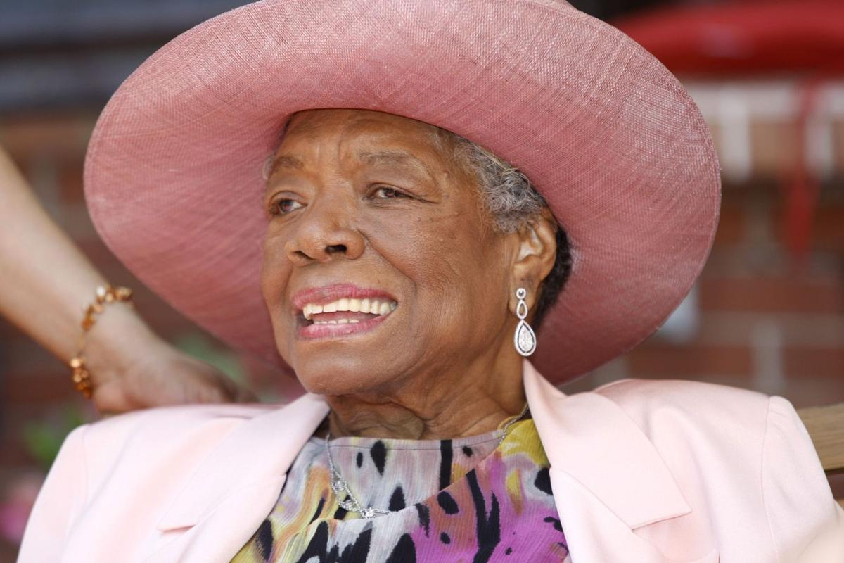 Angelou honored