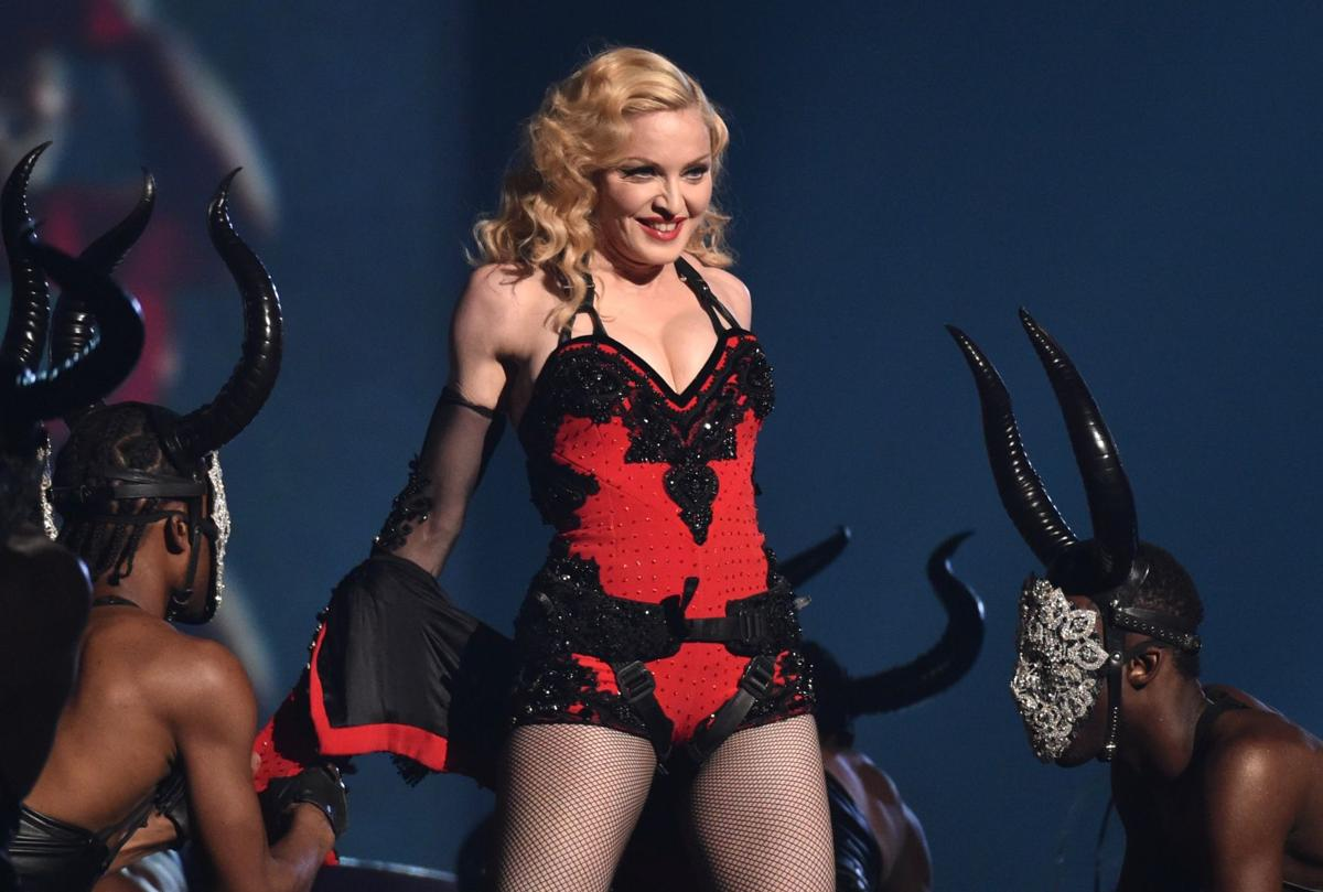 Madonna: Just beginning for streaming service