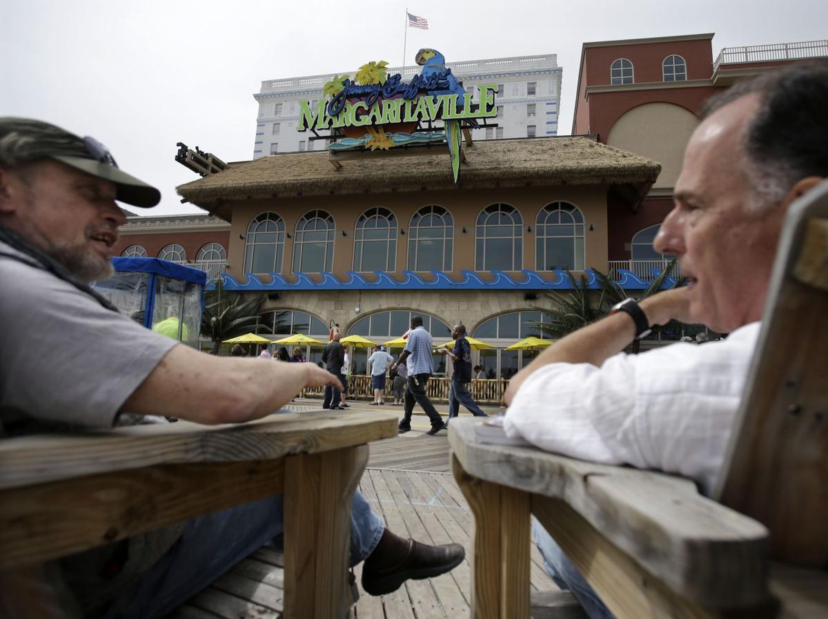 Margaritaville complex part of Atlantic City casino expansion