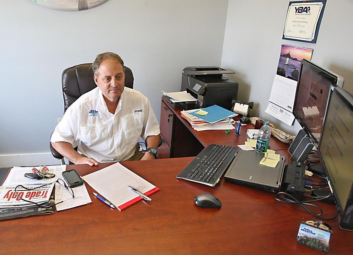 Yacht broker brings diversity to boat dealer's Charleston area business