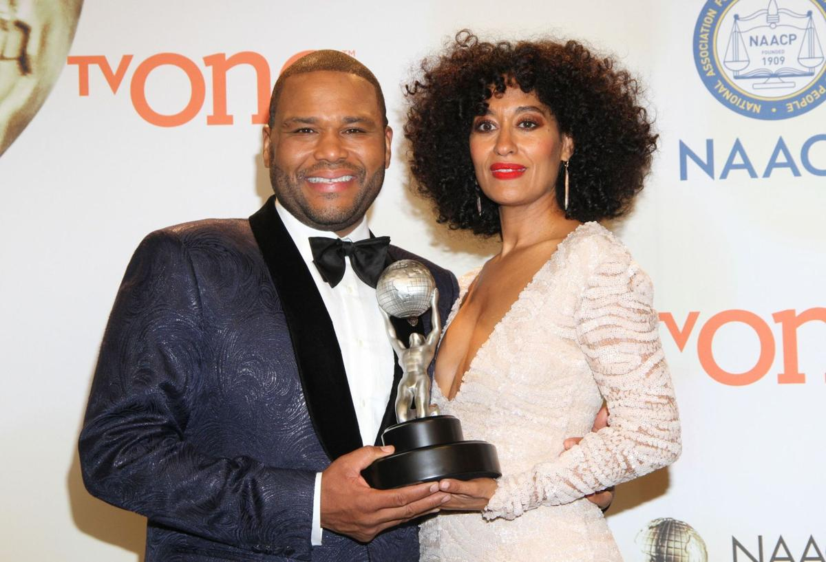 Ross on 'Black-ish,' her mom, that hair