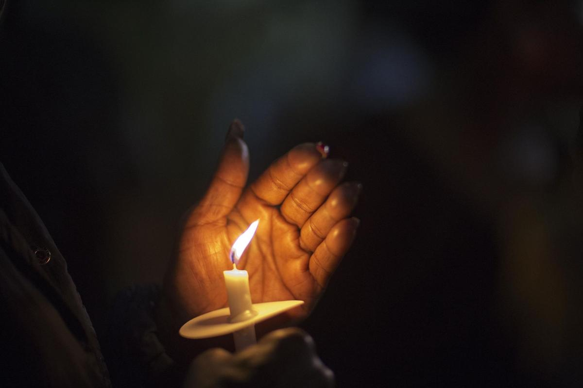 From grief to resolve in North Charleston