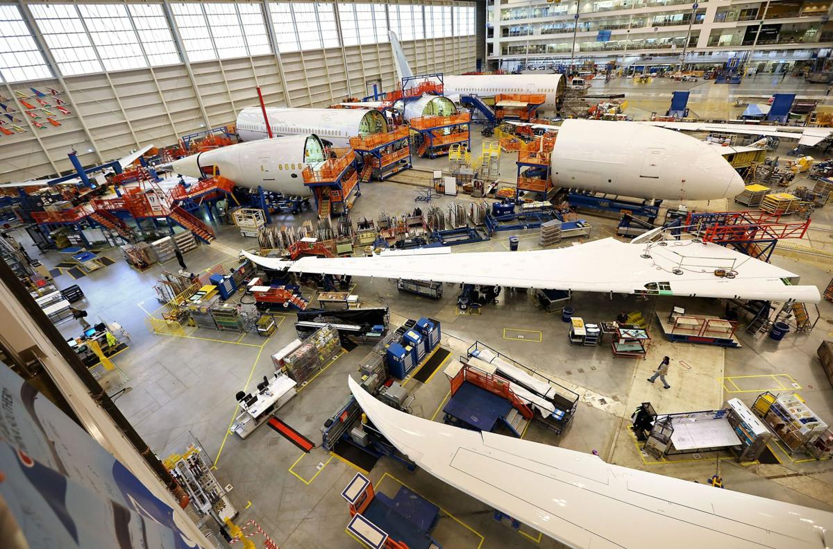 Boeing S.C. offers voluntary layoffs
