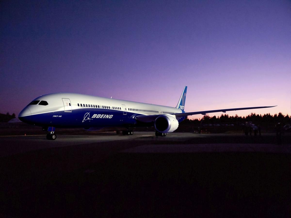 Dreamliner backlog has Boeing bullish on North Charleston program's future