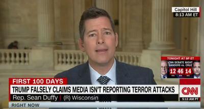 Sean Duffy CNN