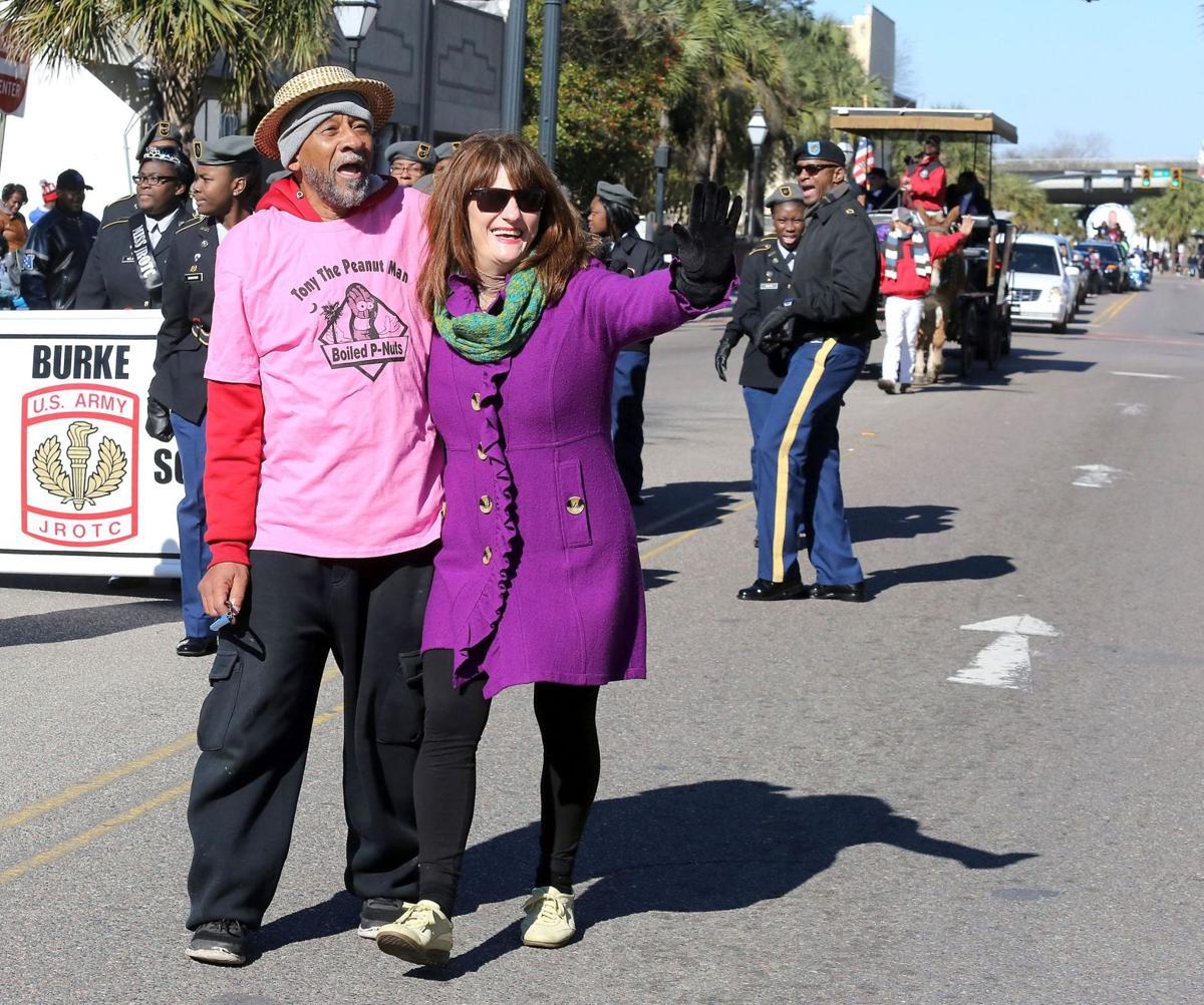 Martin Luther King, Jr. Parade