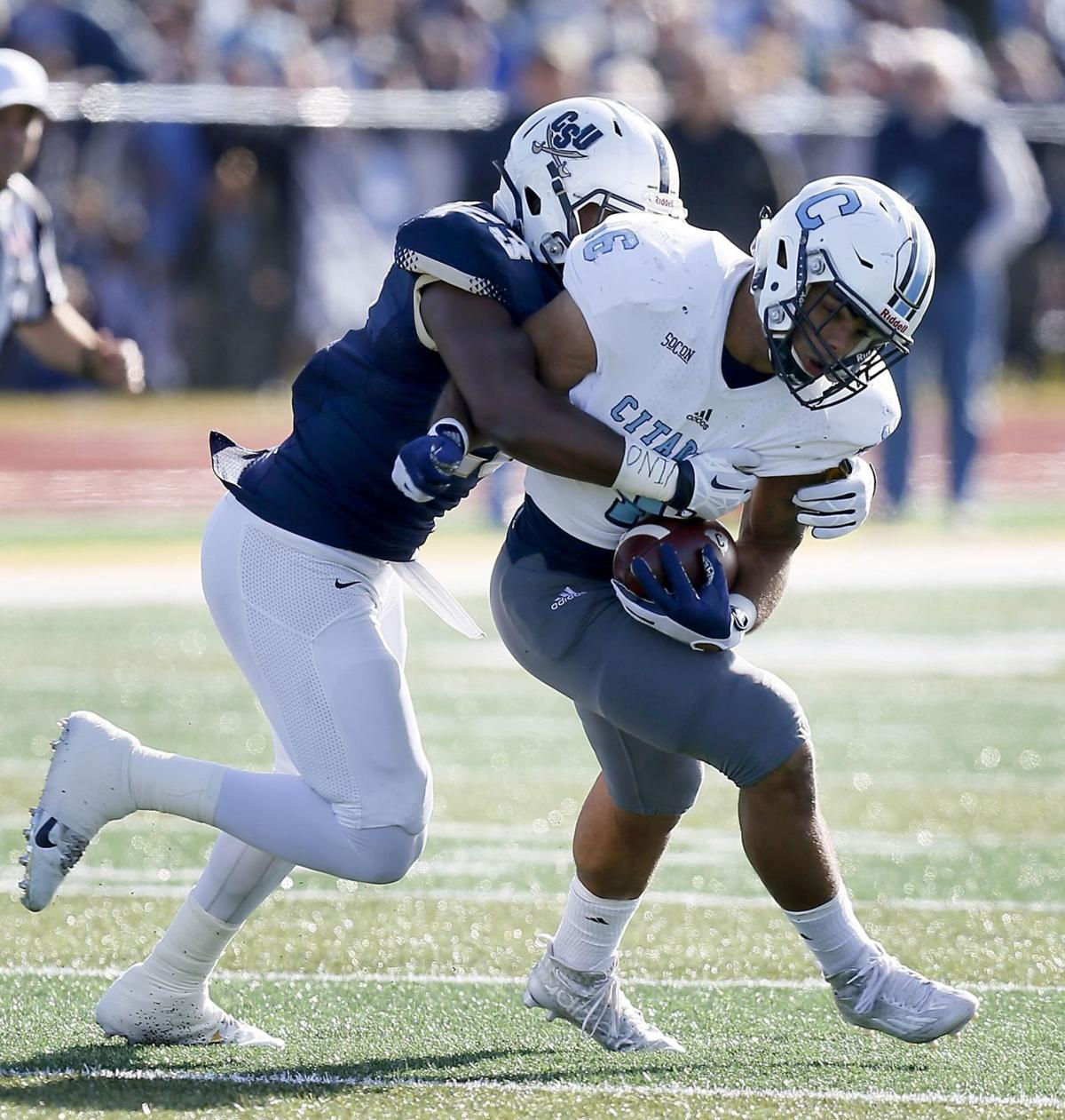 Citadel's Houston: Bulldogs 'changed the culture'