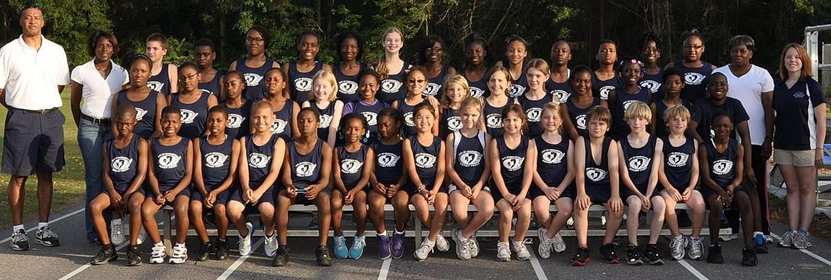 Swamp Fox Track Team springs forward