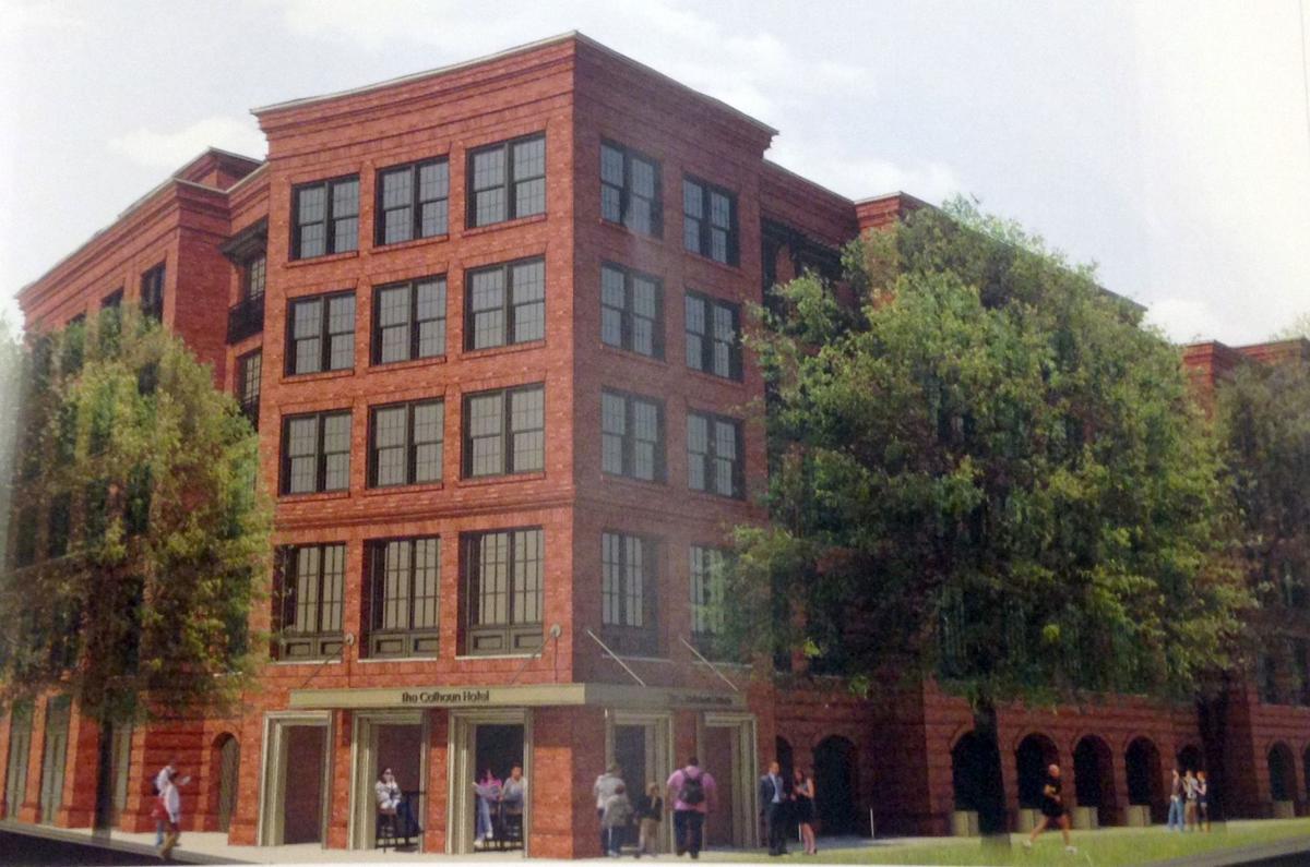 Developer to unveil Calhoun Hotel plans