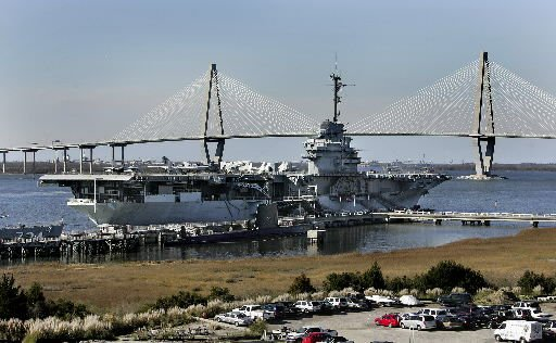 Master plan unveiled for Patriots Point