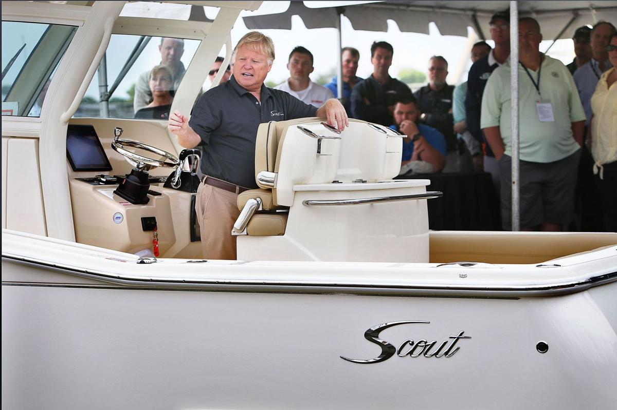 Scout Boats wraps up expansion project in Summerville