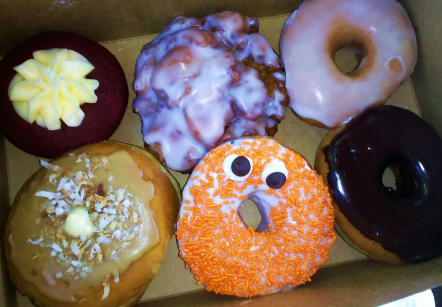 Joey Bag A Donuts A Top Notch Sweets Shop Charleston Scene Postandcourier Com Hide your power in your kitchen with this pop up outlet box. joey bag a donuts a top notch sweets