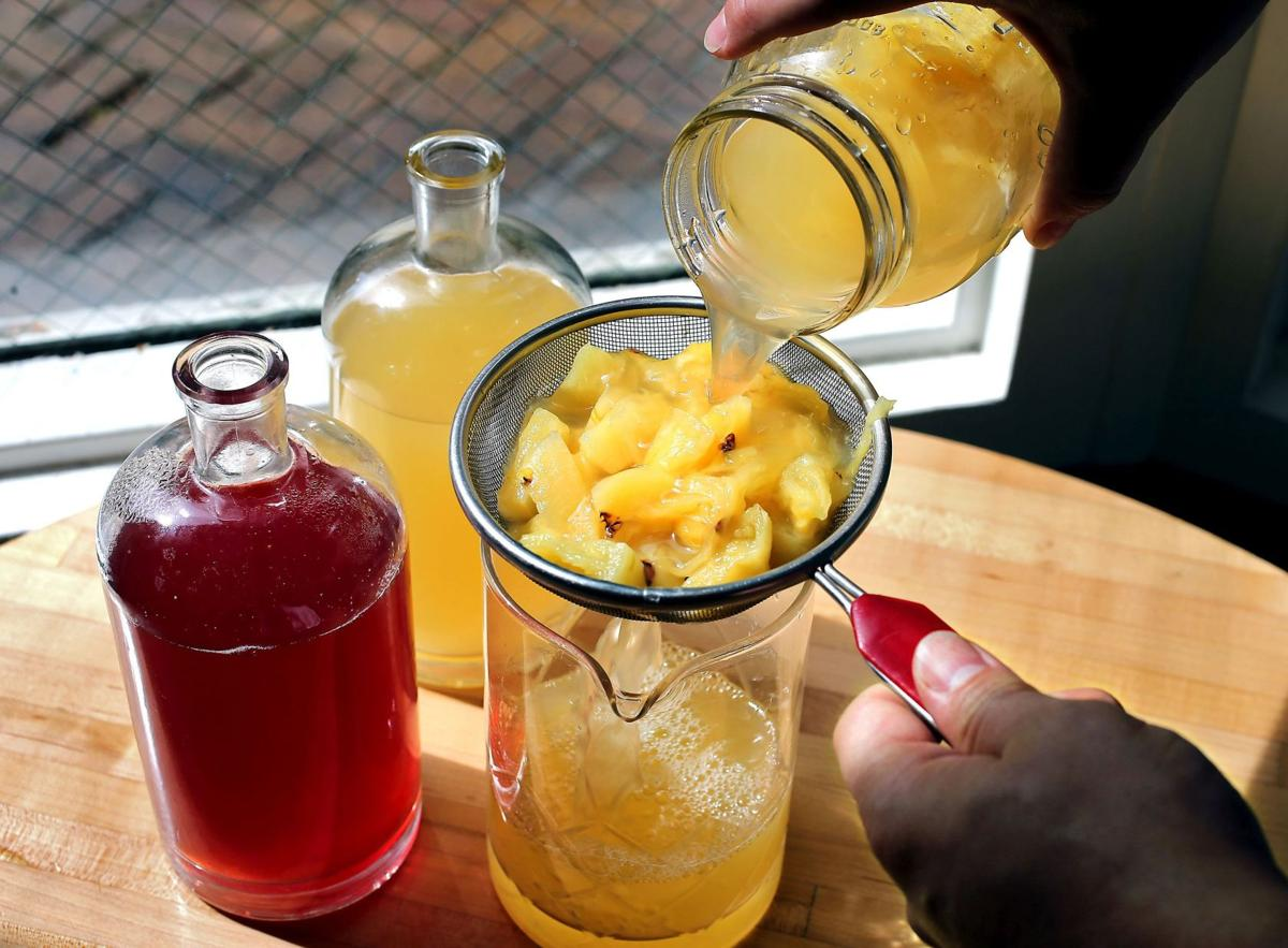 Save the receipt Revisiting a recipe from our archives Fruit-loaded punch also loaded with alcohol