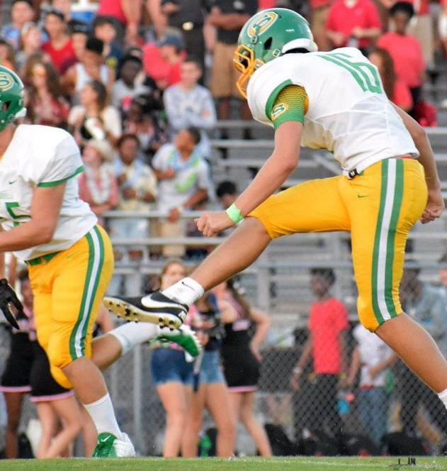 Charleston-area's Top 5 high school football kickers and long snappers