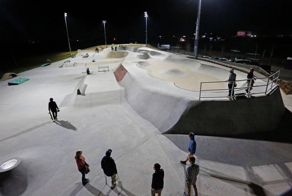 Charleston's first major skate park opens next week, but