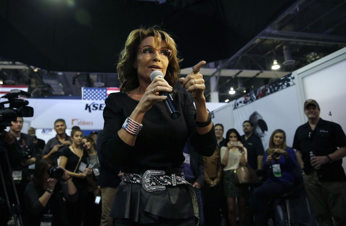 GOP still sacrificing Palin