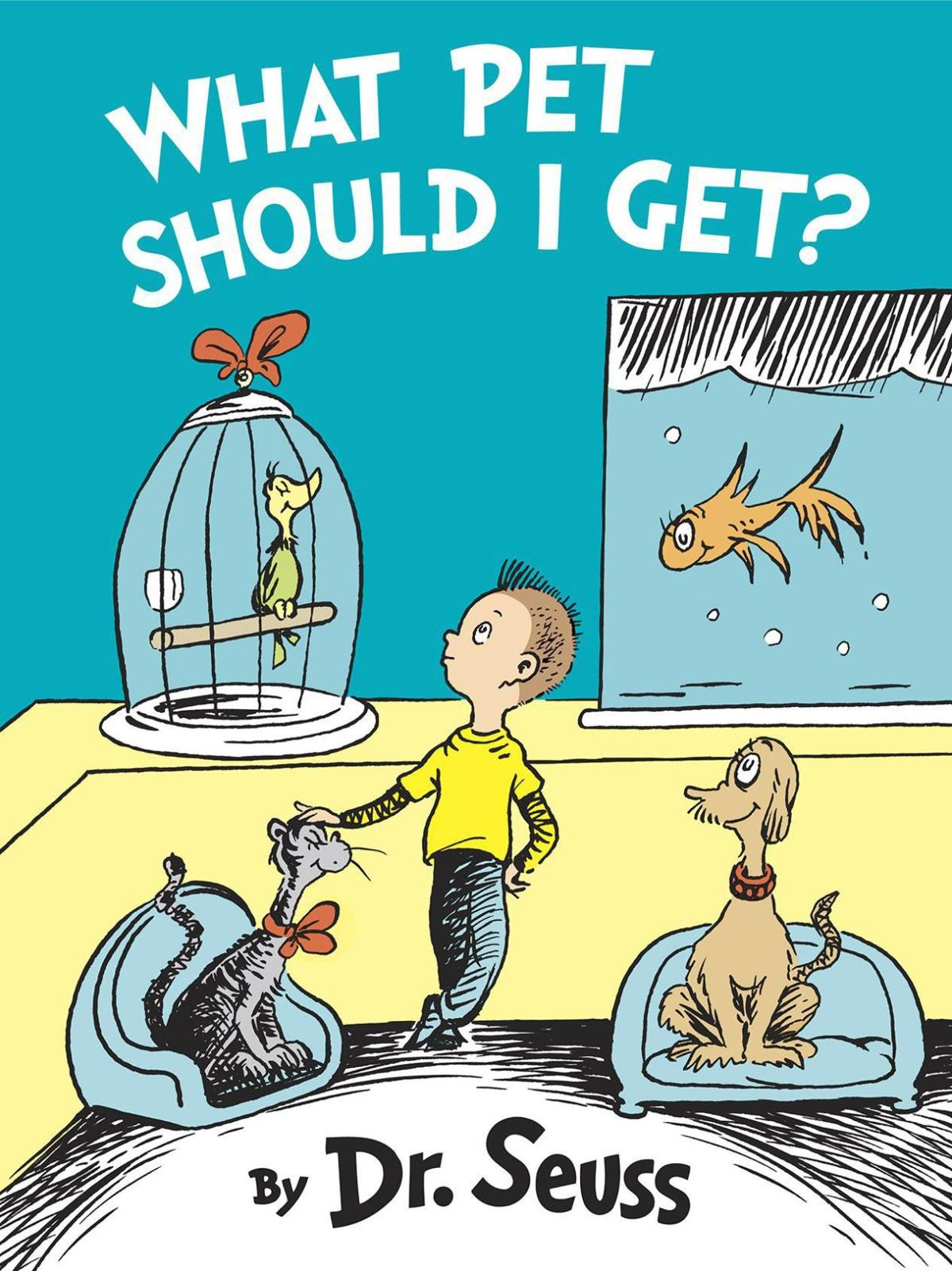 More to deduce from Dr. Seuss