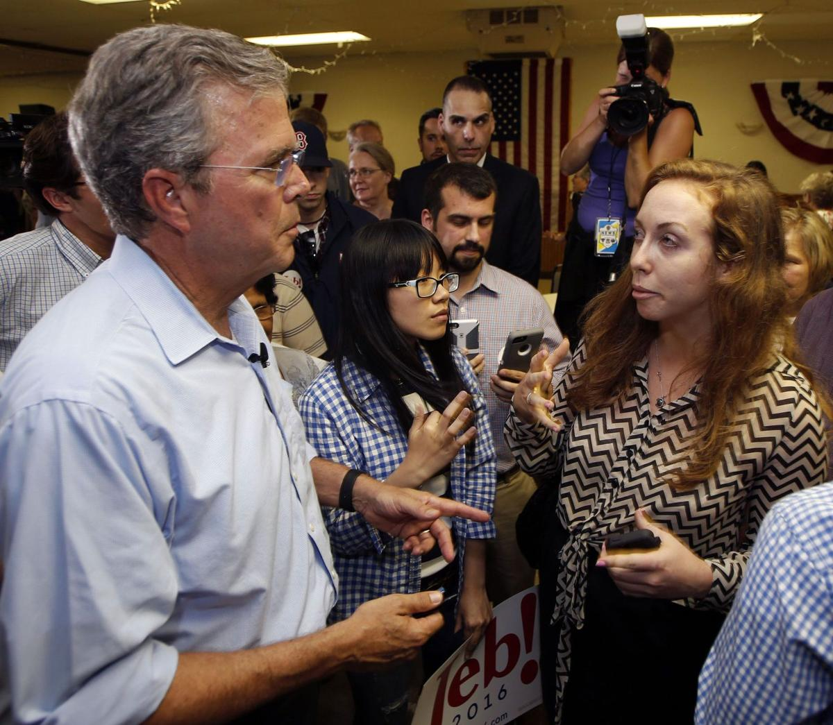 GOP candidate Jeb Bush to visit Spartanburg