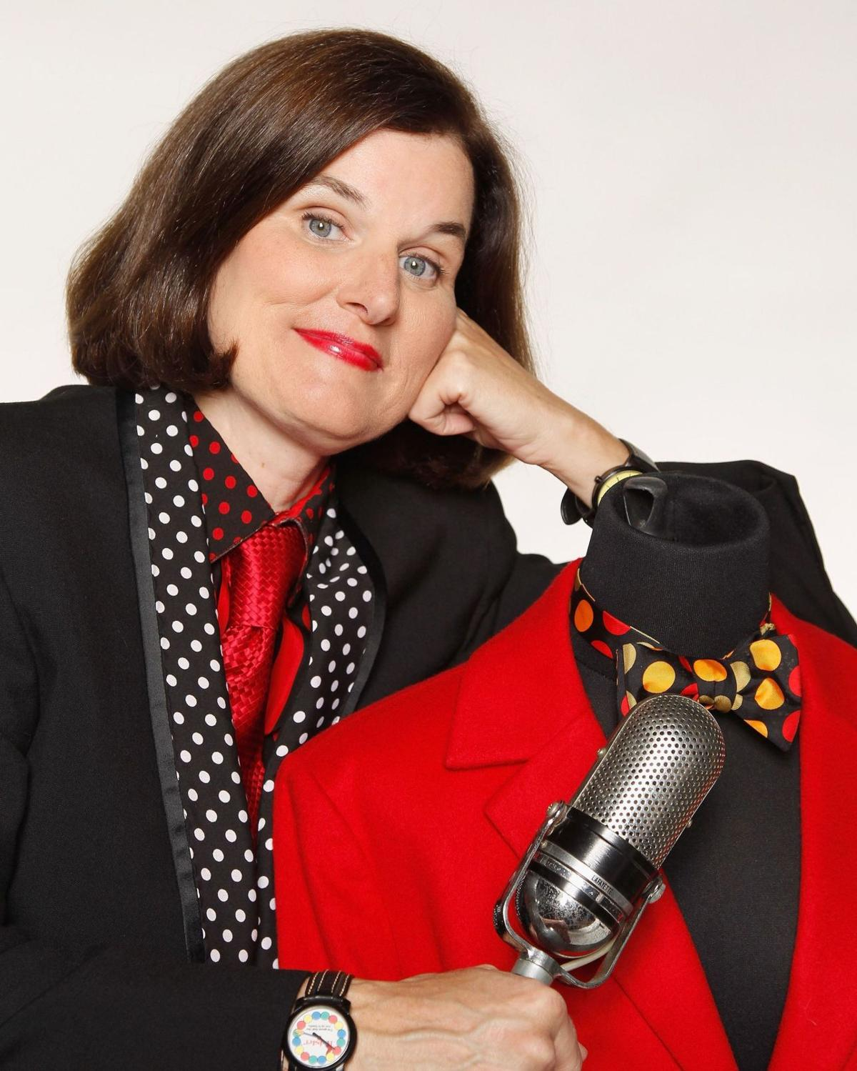 NPR's Paula Poundstone offers smart comedy on latest tour