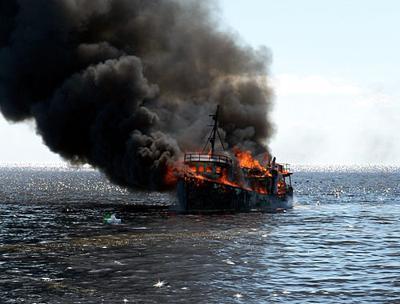 Charleston-based ship rescues Haitians