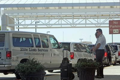 Airport taxi rates may rise