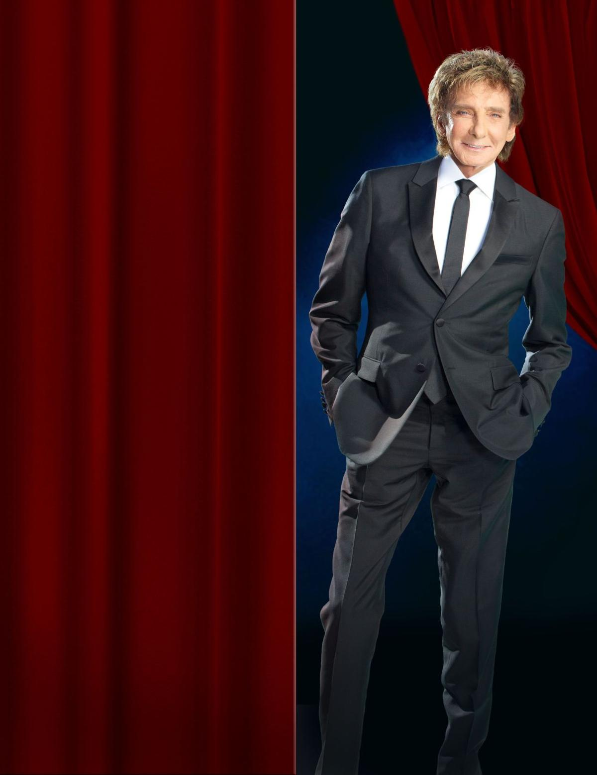Barry Manilow to make one-night stop at North Charleston Coliseum