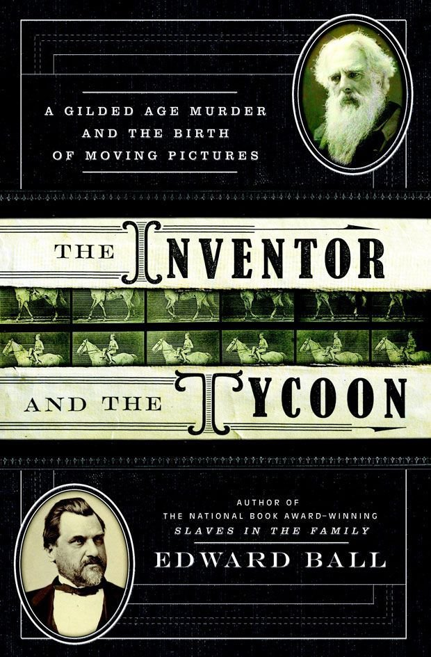 Book tells of movie invention