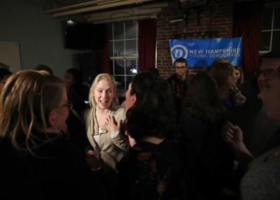 Election 2020 Gillibrand