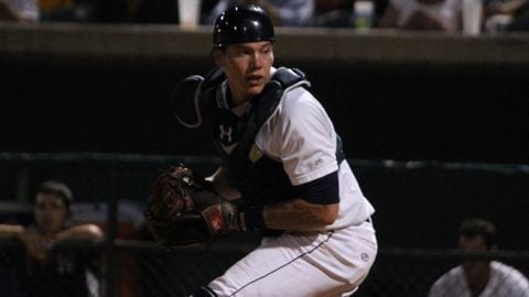 Charleston RiverDogs catcher Peter O'Brien named SAL Player of the Week