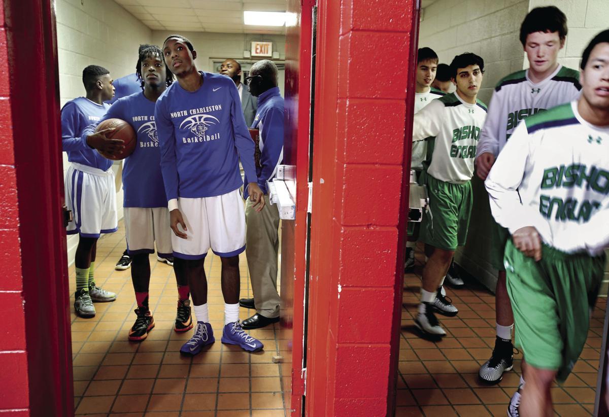 Left Behind: North Charleston High (copy)