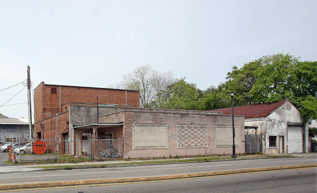 BAR to consider request to demolish 3 upper Meeting St. buildings