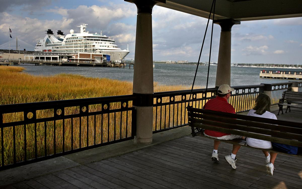 Uptick in cruise ships Charleston expects increase in cruise passengers over next year