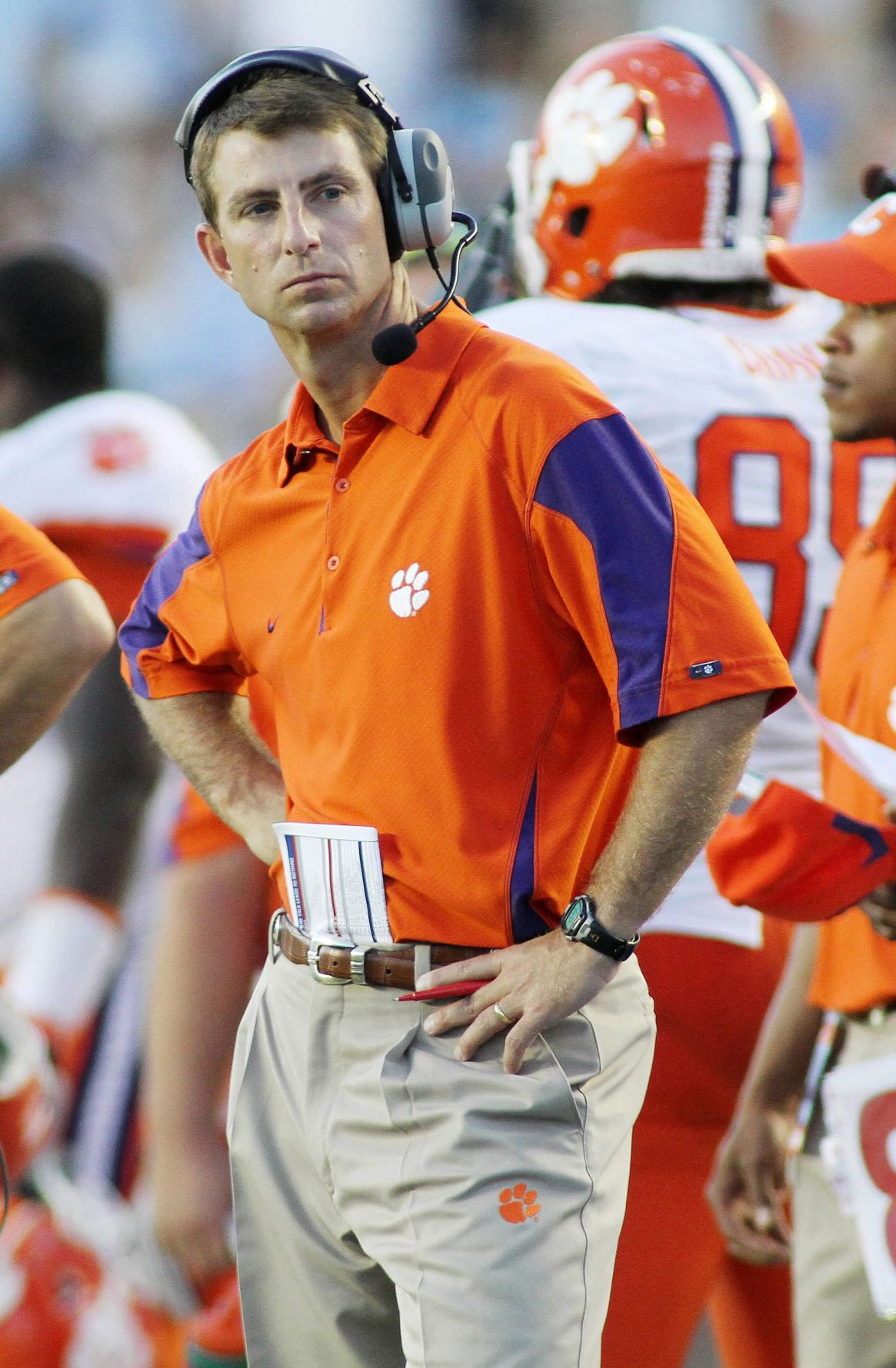 "Swinney contract extension talks progress, though deal not ""finalized"" according to agent"