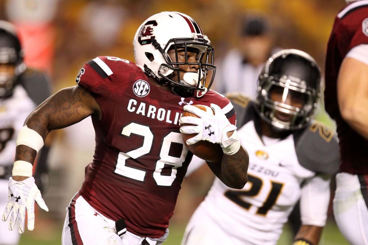 USC's Davis entering draft 'loaded' at running back