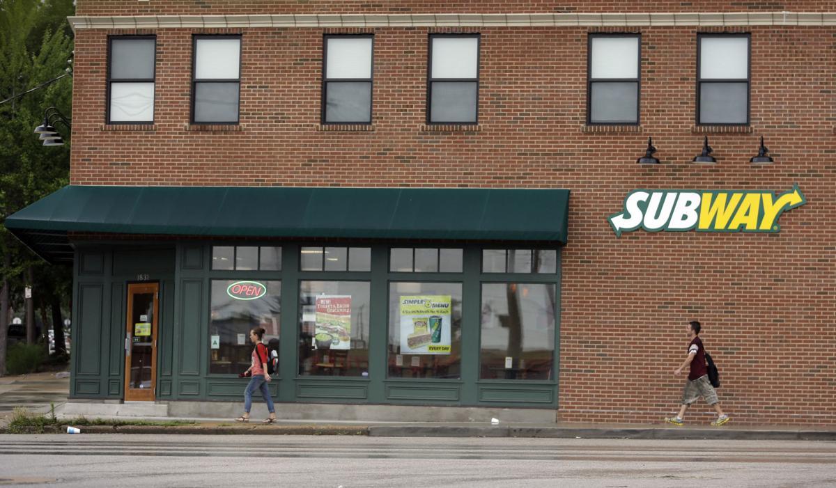 Subway posting calories nationally as regulation lags