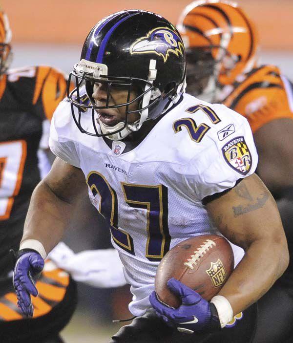 Ravens' Rice seeking new playoff memory to cherish