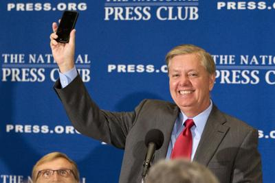 Poll: South Carolina voters want Graham to drop presidential bid